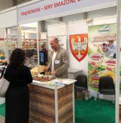 Sery smażone Frąckowiak na natura food w Łodzi